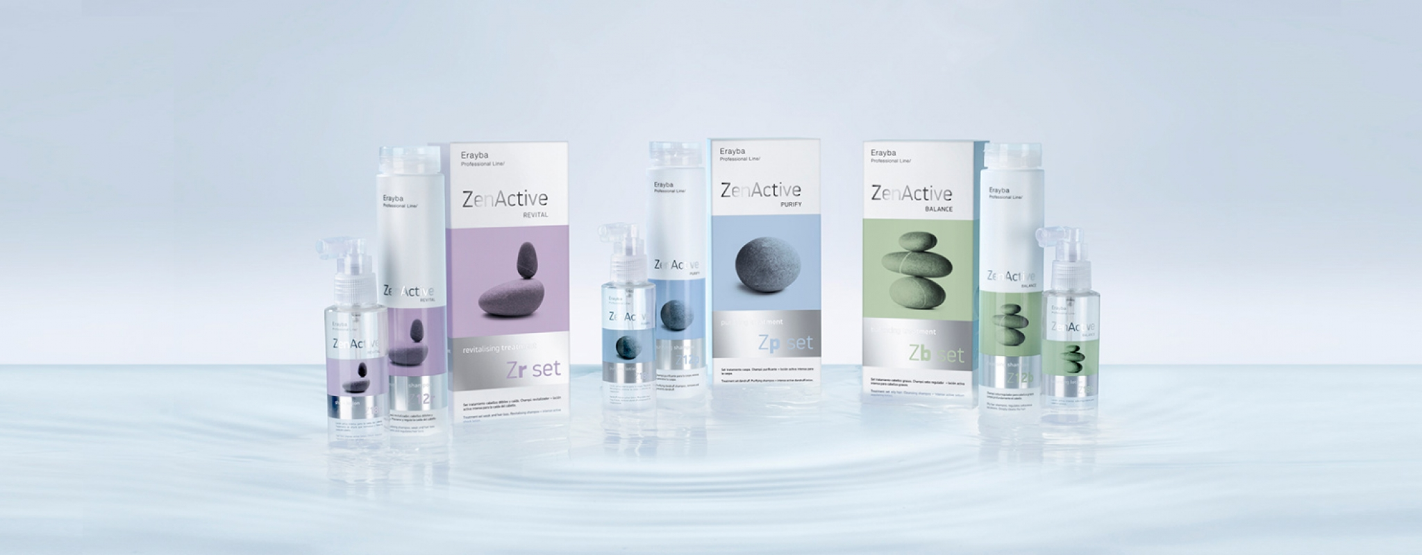 Zen Active Hair Therapy